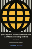 Perception and Misperception in International Politics Pdf/ePub eBook