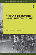 International Relations and the First Great Debate
