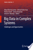 Big Data in Complex Systems