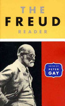 The Freud Reader Book