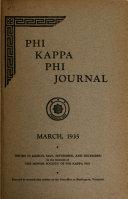 Phi Kappa Phi Journal