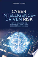 Cyber Intelligence Driven Risk Book