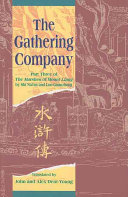 The Marshes of Mount Liang  The gathering company