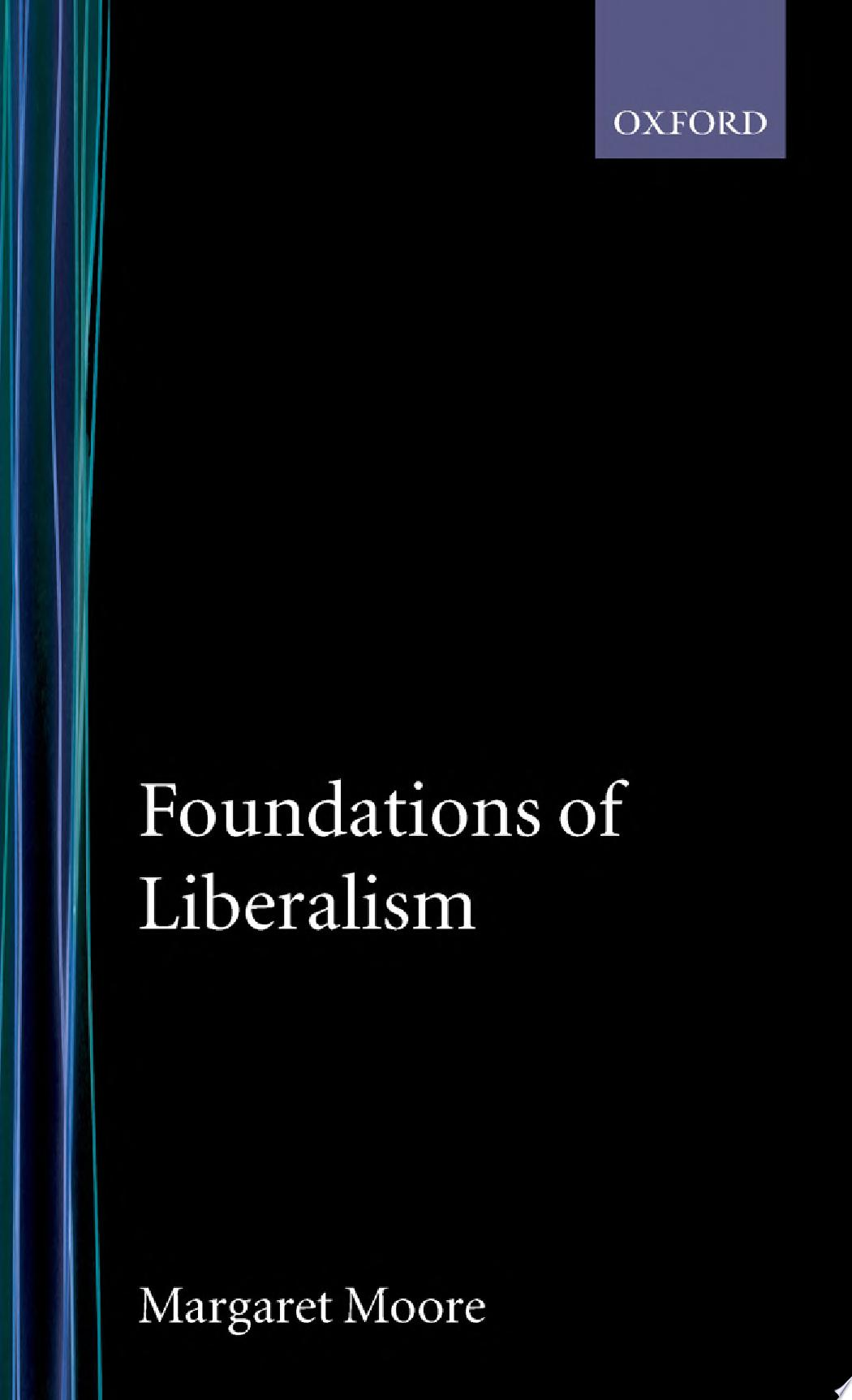 Foundations of Liberalism