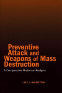 Preventive Attack and Weapons of Mass Destruction