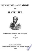 Sunshine and Shadow of Slave Life Book