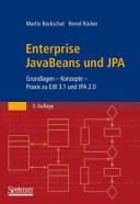 Enterprise JavaBeans und JPA