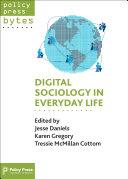 Digital sociology in everyday life Pdf/ePub eBook