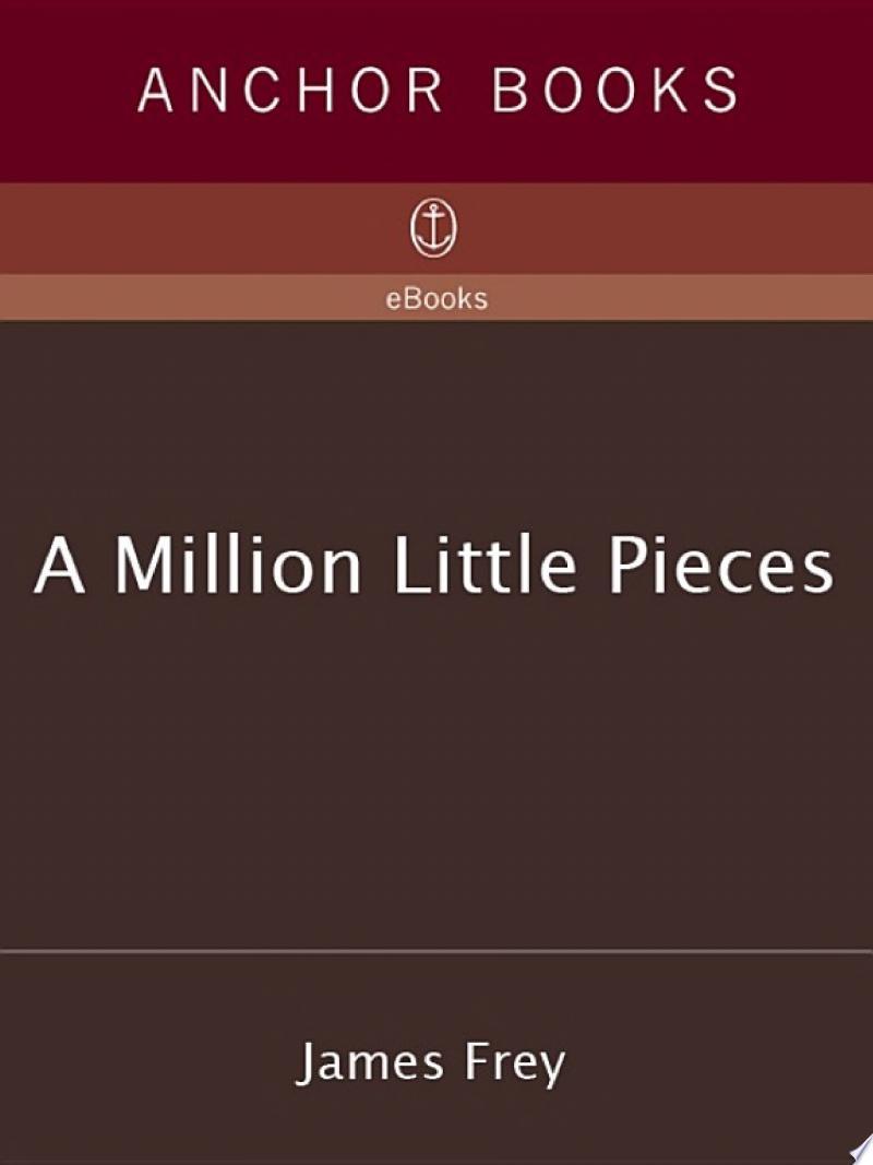A Million Little Pieces banner backdrop