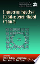 Engineering Aspects of Cereal and Cereal Based Products Book