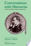 Conversations with Nietzsche Book