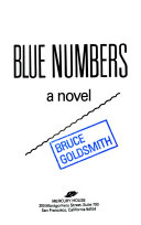 Blue Numbers Book