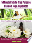Simple Yoga Sutras   Yoga Workouts For Home   4 In 1 Book