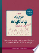 The Draw Anything Book