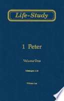 Life Study Of 1 Peter