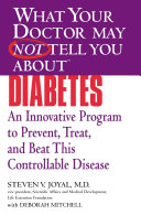 What Your Doctor May Not Tell You About TM  Diabetes