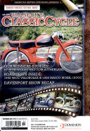 WALNECK S CLASSIC CYCLE TRADER  NOVEMBER 2008