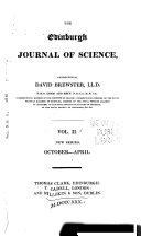 The Edinburgh Journal of Science