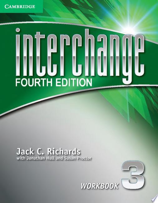 Interchange Level 3 Workbook