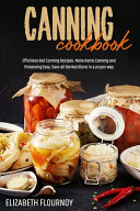 Canning Cookbook