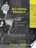 Devising Theatre Book