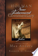 Holman New Testament Commentary   John