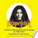 Yoko Ono Books, Yoko Ono poetry book