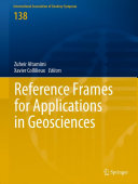 Reference Frames for Applications in Geosciences