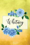 Whitney Journal ebook