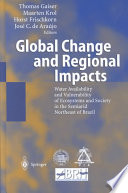 Global Change and Regional Impacts Book