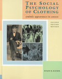 The Social Psychology of Clothing
