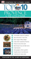 Top 10 Eyewitness Travel Guide   Provence and the Cote D Azur