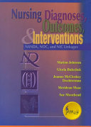 Nursing Diagnoses  Outcomes  and Interventions