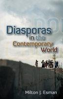 Diasporas in the Contemporary World Pdf/ePub eBook