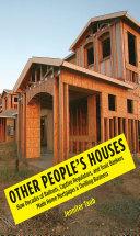 Other People's Houses [Pdf/ePub] eBook