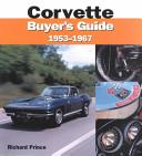 Corvette Buyers Guide  1953 1967