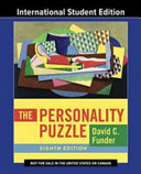 The Personality Puzzle International Student Edition Book