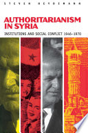 Authoritarianism in Syria