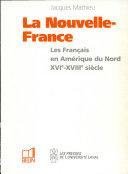 Pdf La Nouvelle-France Telecharger