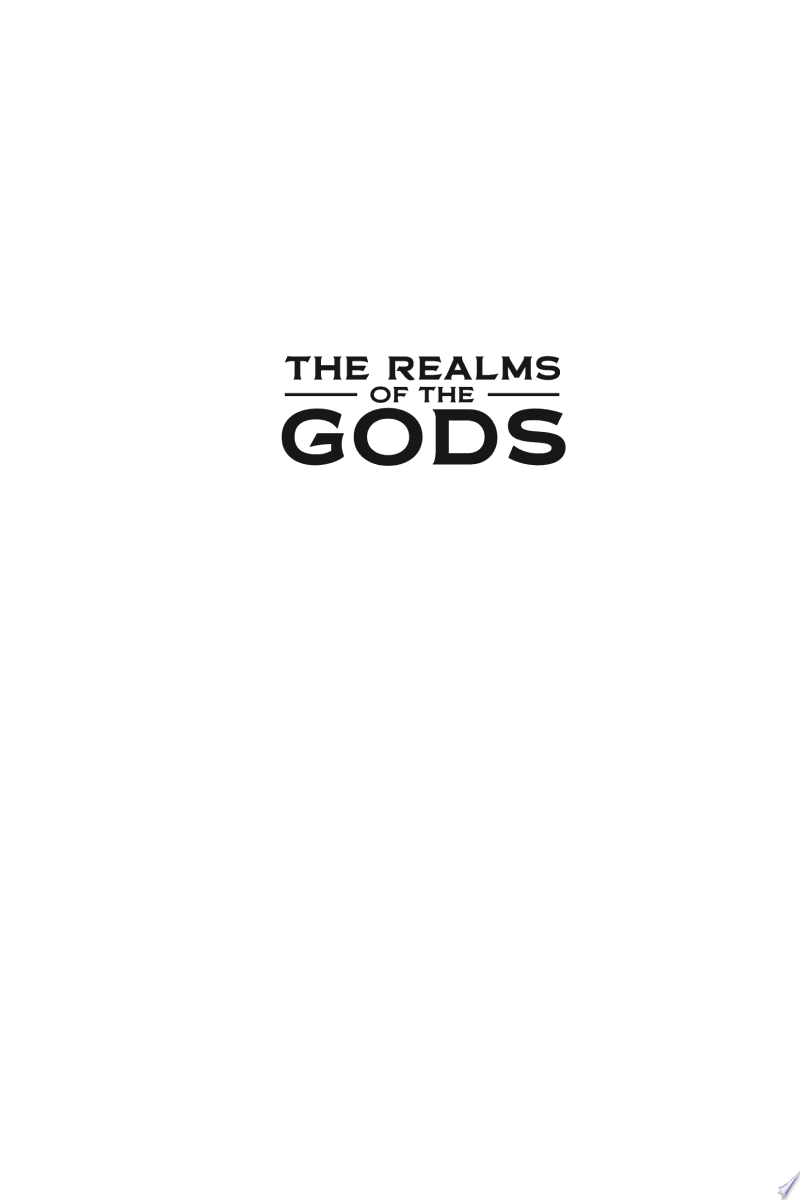 The Realms of the Gods banner backdrop