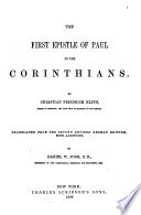 A Commentary on the Holy Scriptures  Critical  Doctrinal  and Homiletical Book