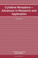 Cytokine Receptors—Advances in Research and Application: 2012 Edition [Pdf/ePub] eBook