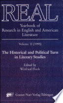 The Historical And Political Turn In Literary Studies