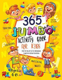 365 Jumbo Activity Book for Kids Ages 4 8