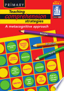 Teaching Comprehension Strategies  : A Metacognitive Approach , Livro 3