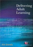 Delivering Adult Learning