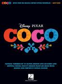 Disney/Pixar's Coco Songbook Pdf/ePub eBook
