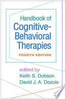 Handbook Of Cognitive Behavioral Therapies Fourth Edition
