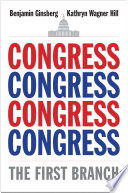link to Congress : the first branch in the TCC library catalog