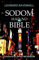 Sodom Had No Bible